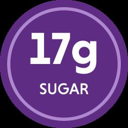 17g sugar