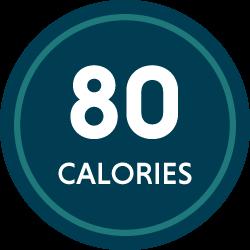 80 calories