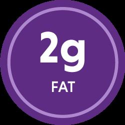 2g fat