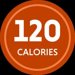 120 calories