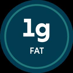 1g fat