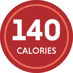 140 calories