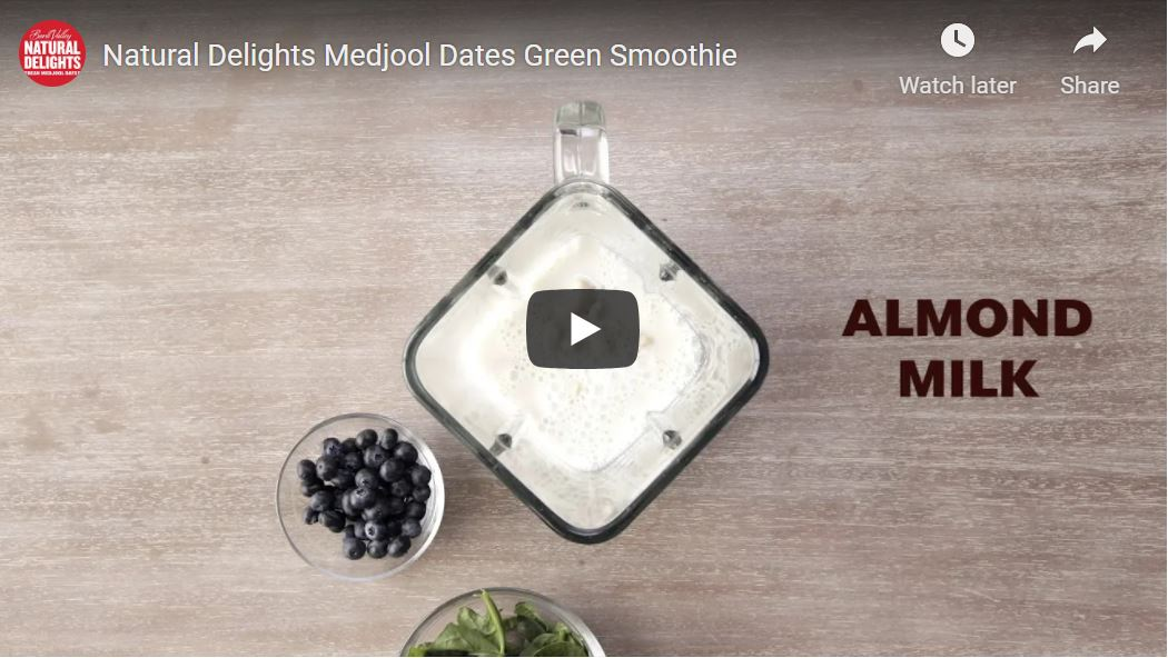 Green Smoothie Video