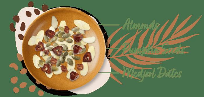 granola-3-ingredient-breakfast-idea