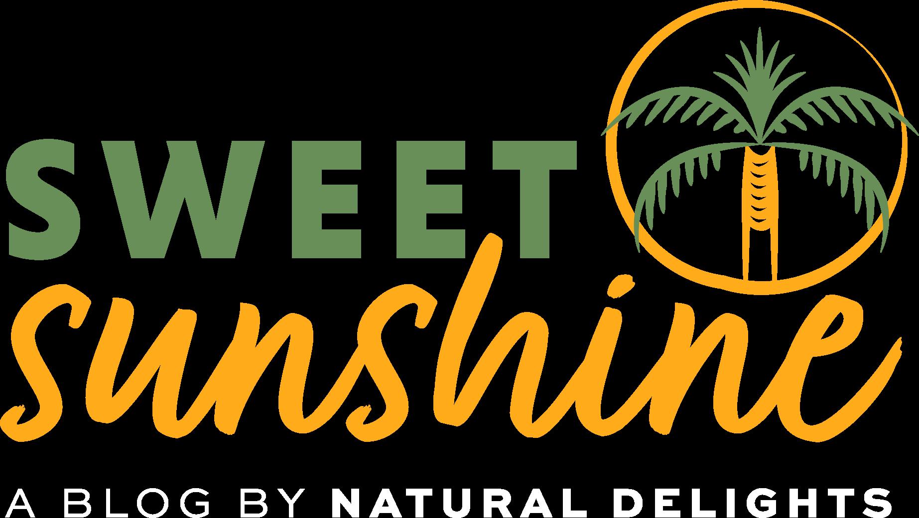 Natural Delights Sweet Sunshine Blog logo