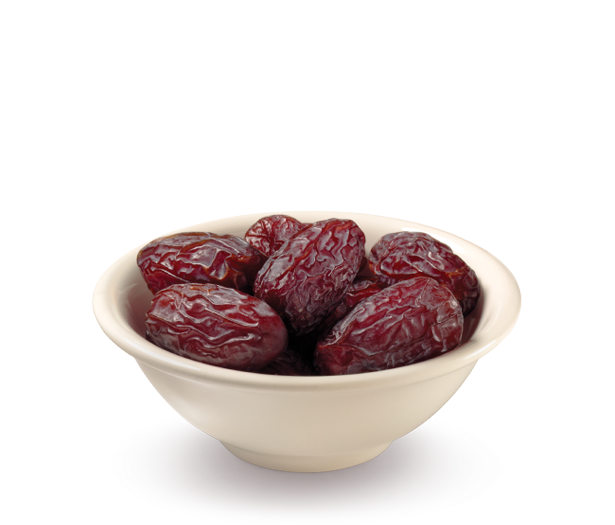 bowl of dates