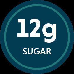 12g sugar