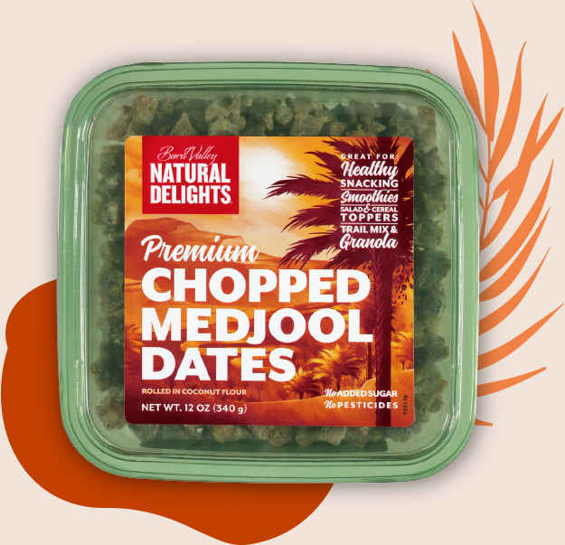 Natural Delights Chopped Dates